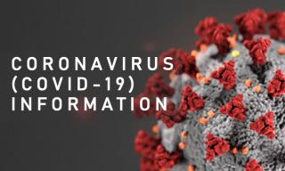 Coronavirus information graphic